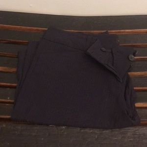 The limited pinstripe shorts